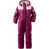 Didriksons Ridne Kid's Coverall flyverdragt, Ridne Kid's Coverall flyverdragt, 196/DARK LILAC