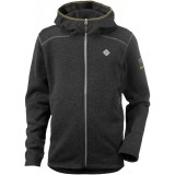 Didriksons Cali Men's Jacket herrefleece, Cali Men's Jacket herrefleece, Black 060
