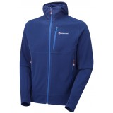 Montane Fury 2,0 Jacket herrefleece, Fury 2,0 Jacket herrefleece, Antarctic Blue/Electric Blue