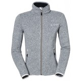 Vaude Women's Rienza Jacket damefleece, Women's Rienza Jacket damefleece, Grey-melange