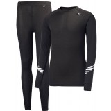 Helly Hansen JR HH Dry Set undertøj, JR HH Dry Set undertøj, 998 Black