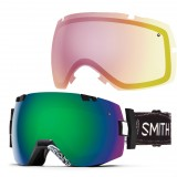 Smith I/OX Green Sol-X/Red Sensor OTG skibriller, I/OX Green Sol-X/Red Sensor OTG skibriller, Abma