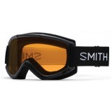 Smith Cascade Air Flow Gold Lite skibriller, Cascade Air Flow Gold Lite skibriller, Black.