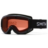 Smith Cascade Air Flow RC36 skibriller, Cascade Air Flow RC36 skibriller, Black.