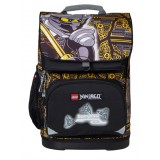 LEGO Bags Small School Bag skoletaske, Small School Bag skoletaske, Ninjago Cole/Black