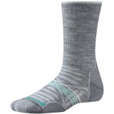 Smartwool PhD Outdoor Light Crew WMS vandresok, PhD Outdoor Light Crew WMS vandresok, Light Grey 039