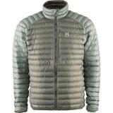 Haglöfs Essens Mimic Jacket Men fiberjakke, Essens Mimic Jacket Men fiberjakke, BELUGA/LITE BELUGA