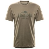 Haglöfs CAMP TEE MEN herre-T-shirt, CAMP TEE MEN herre-T-shirt, Sage Green