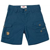 Fjällräven Kids Vidda Shorts børneshorts, Kids Vidda Shorts børneshorts, Uncle Blue