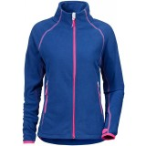 Didriksons MONTE WOMEN'S MICROFLEECE JACKET 2 damefleece, MONTE WOMEN'S MICROFLEECE JACKET 2 damefleece, 228/ULTRAMARINE