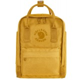 Fjällräven Re-Kånken Mini rygsæk, Re-Kånken Mini rygsæk, Sunflower Yellow