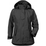 Didriksons CILLY GIRL'S JACKET regnjakke, CILLY GIRL'S JACKET regnjakke, Coal Black 108