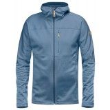 Fjällräven Abisko Trail Fleece herrefleece, Abisko Trail Fleece herrefleece, Blue Ridge