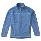 Fjällräven Kids Abisko Trail Fleece børnefleece, Kids Abisko Trail Fleece børnefleece, Blue Ridge
