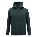 Peak Performance Tech Zip Hood herretrøje, Tech Zip Hood herretrøje, Noble Green