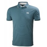 Helly Hansen HP Racing Polo herrepolo, HP Racing Polo herrepolo, 556 Blue Mirage