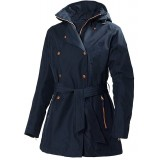 Helly Hansen Welsey Trench WMS, Welsey Trench WMS, 598 Navy
