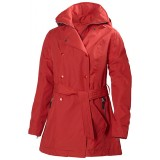 Helly Hansen Welsey Trench WMS, Welsey Trench WMS, 101 Poppy Red