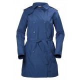 Helly Hansen Wellington Trench trenchcoat, Wellington Trench trenchcoat, 581 Marine Blue