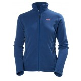 Helly Hansen Daybreaker Fleece Jacket WMS fleece, Daybreaker Fleece Jacket WMS fleece, 581 Marine Blue