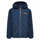 LEGO Wear Saxton 222 Softshell Jacket softhell, Saxton 222 Softshell Jacket softhell, Dark Navy Melange 589