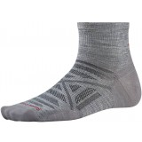 Smartwool PhD Outdoor Ultra Light Mini herrestrømpe, PhD Outdoor Ultra Light Mini herrestrømpe, LIGHT GRAY
