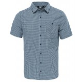 The North Face HYPRESS SHIRT S/S MEN herreskjorte, HYPRESS SHIRT S/S MEN herreskjorte, Urban Navy