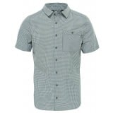 The North Face HYPRESS SHIRT S/S MEN herreskjorte, HYPRESS SHIRT S/S MEN herreskjorte, Thyme