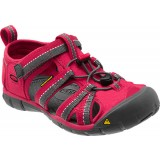 Keen Seacamp II CNX Youth børnesandal, Seacamp II CNX Youth børnesandal, Rose Red/Gargoyle