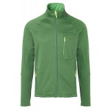 Me°ru' Cannes Fleece Men herrefleece, Cannes Fleece Men herrefleece, Green