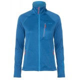 Me°ru' Cannes Ladies Light Fleece damefleece, Cannes Ladies Light Fleece damefleece, Denim