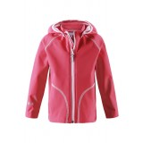 Reima Vantti softshell, Vantti softshell, Strawberry Red