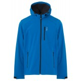 Me°ru' Oulu Softshell Jacket Men herresoftshell, Oulu Softshell Jacket Men herresoftshell, Royal Blue