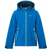 Me°ru' Kokkola Softshell Jacket børnesoftshell, Kokkola Softshell Jacket børnesoftshell, Royal Blue