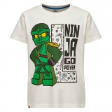 LEGO Wear , Boy's T-shirt S/S Ninjago Power