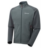 Montane Nuvuk Jacket herrefleece, Nuvuk Jacket herrefleece, Shadow