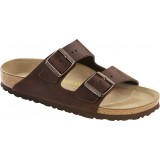 Birkenstock Arizona Oiled Leather (smal) sandal, Arizona Oiled Leather (smal) sandal, Habana