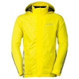 Vaude Luminum Jacket Men regnjakke, Luminum Jacket Men regnjakke, Canary