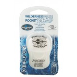 Sea to Summit Wilderness Wash Pocket Soap 50 blade sæbe, Wilderness Wash Pocket Soap 50 blade sæbe, No Color