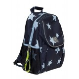 Ticket to Heaven Backpack Beginners Boy skoletaske, Backpack Beginners Boy skoletaske, Angle Fall Stars