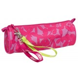 Ticket to Heaven Pencil case round Girl penalhus, Pencil case round Girl penalhus, Magenta