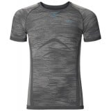 Odlo Shirt s/s crew neck EVOLUTION LIGHT Blackcomb, Shirt s/s crew neck EVOLUTION LIGHT Blackcomb, Odlo Steel Grey - Platinum Gre