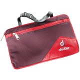 Deuter Wash Bag Lite II toilettaske, Wash Bag Lite II toilettaske, Fire-aubergine