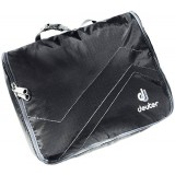 Deuter Wash Center Lite I toilettaske, Wash Center Lite I toilettaske, Black-titan