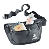 Deuter Security Money Belt I pengebælte, Security Money Belt I pengebælte, Black