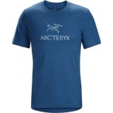 Arc´teryx Arc'word HW SS T-Shirt Men's herre-T-shirt, Arc'word HW SS T-Shirt Men's herre-T-shirt, Cosmic