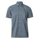 Me°ru' Mats Shirt Men herreskjorte, Mats Shirt Men herreskjorte, Grey Check