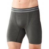 Smartwool Men's PhD Seamless 6 Boxer Brief boksershorts, Men's PhD Seamless 6 Boxer Brief boksershorts, Graphite 018