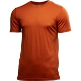 Lundhags Merino Light Tee T-shirt, Merino Light Tee T-shirt, Bronze