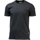 Lundhags Merino Light Tee T-shirt, Merino Light Tee T-shirt, Grey Melange